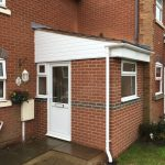 Porch and toilet extension in Nuneaton