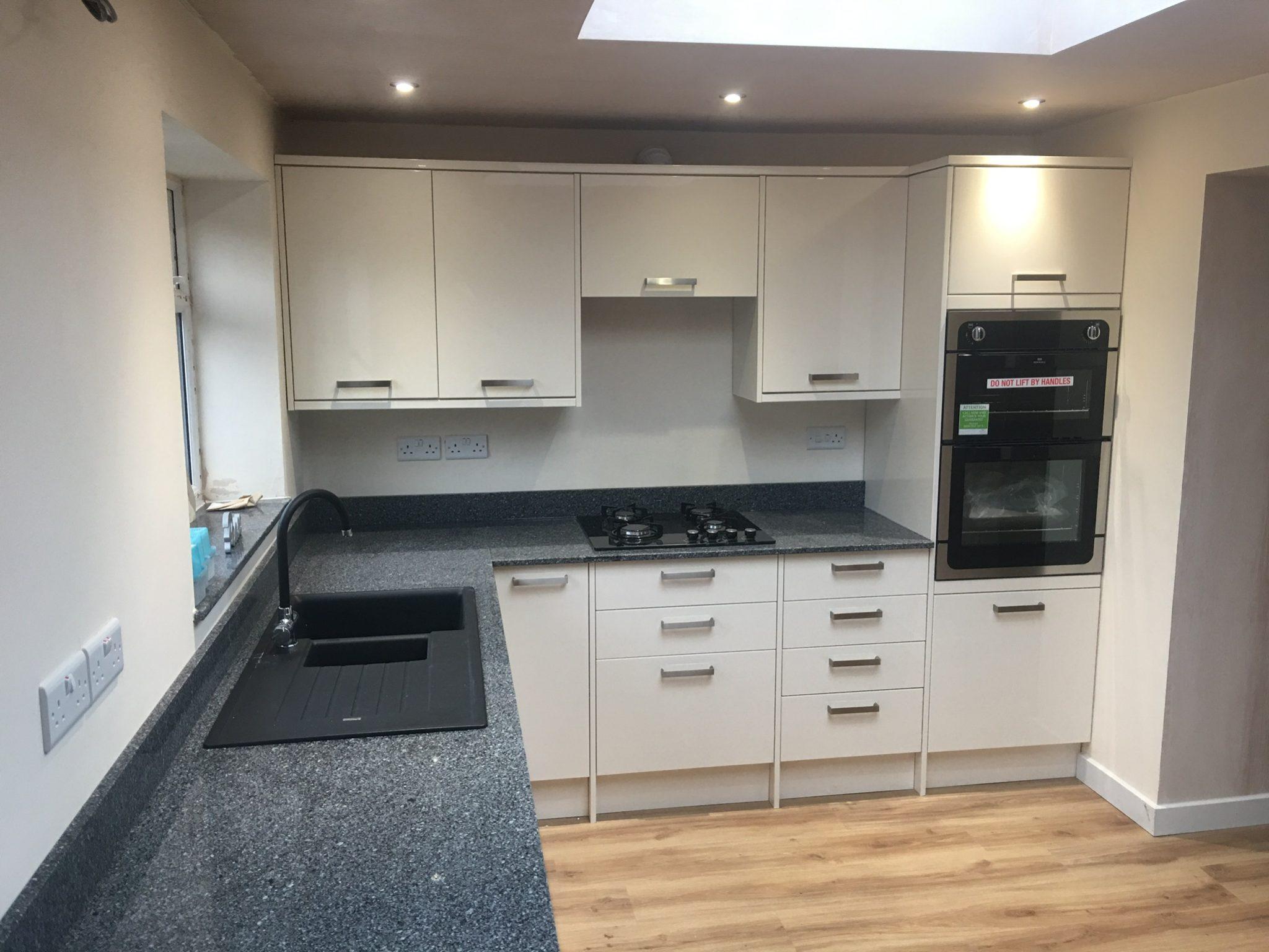 Kitchen Extension in Bedworth