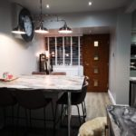 Garage Conversion to Kitchen/Diner in Bedworth